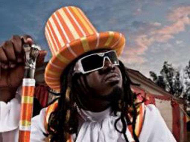 T-Pain: ready to put Auto-Tune on your mobile.