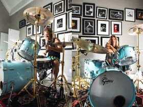Taylor Hawkins on Birds Of Satan and Foo Fighters