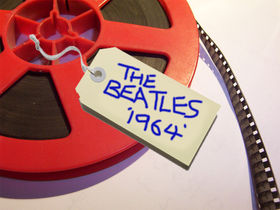 Unseen Beatles footage scrapes £4100 at auction