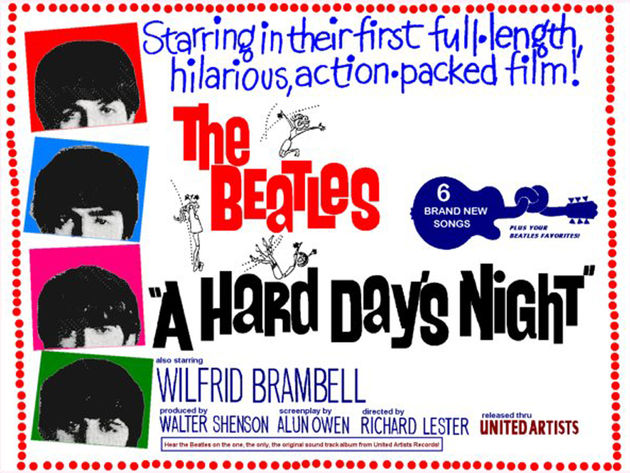 Critics say they love A Hard Day's Night. Who's to argue?