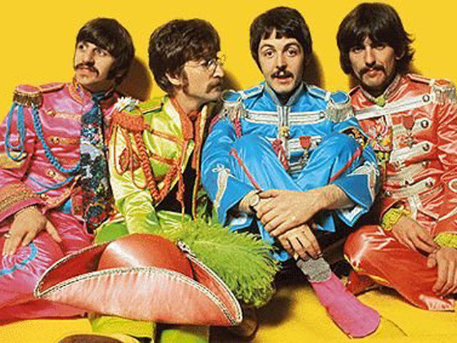 The Beatles were 'anything goes' in '67