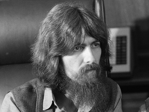 Pictured here in 1971, George cracked up at the thought of All Things Must Pass being reissued four decades later