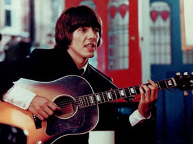 George Harrison's Hollywood Walk Of Fame star unveiled
