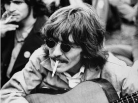 Martin Scorsese plans George Harrison film for 2011