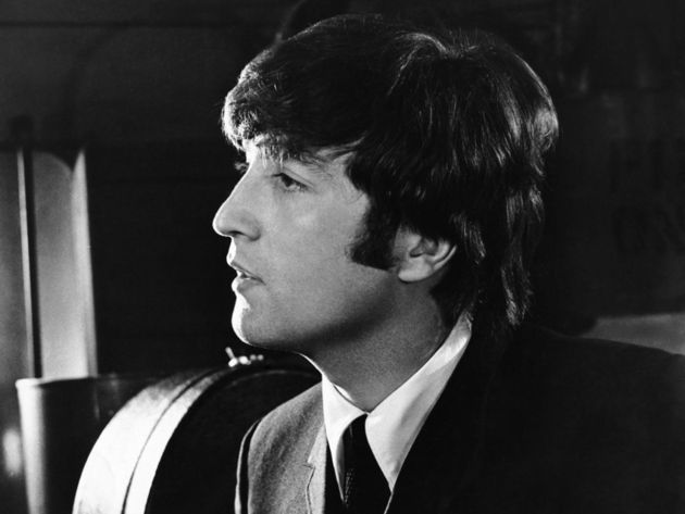 John Lennon in 1964. Next Saturday, 9 October, would have been his 70th birthday