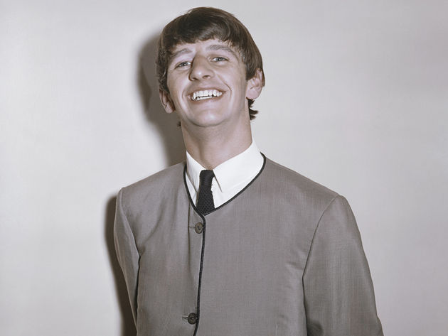 Portrait of the artist as a young man: Ringo in 1963