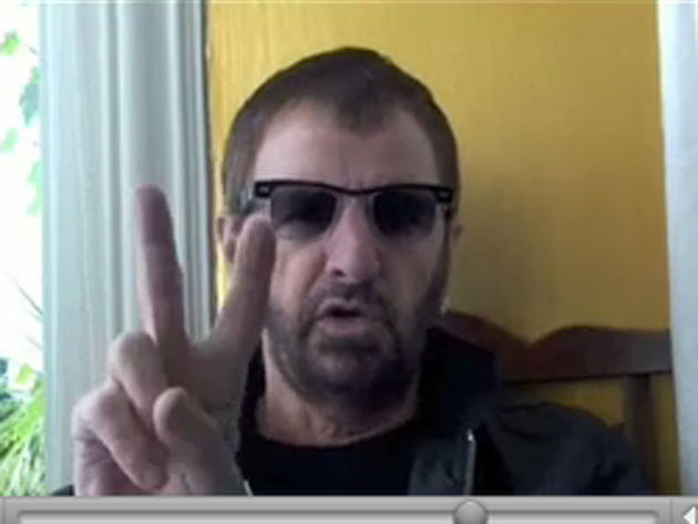 Love Ringo? Keep it to yourself