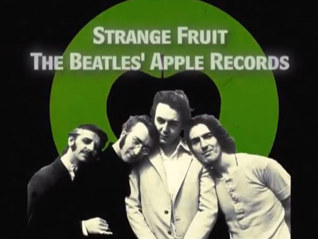 Go behind of the scenes of The Beatles' own label