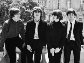 The Beatles' catalogue is available digitally...for now