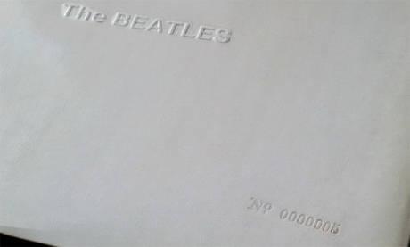 beatles white album. White album