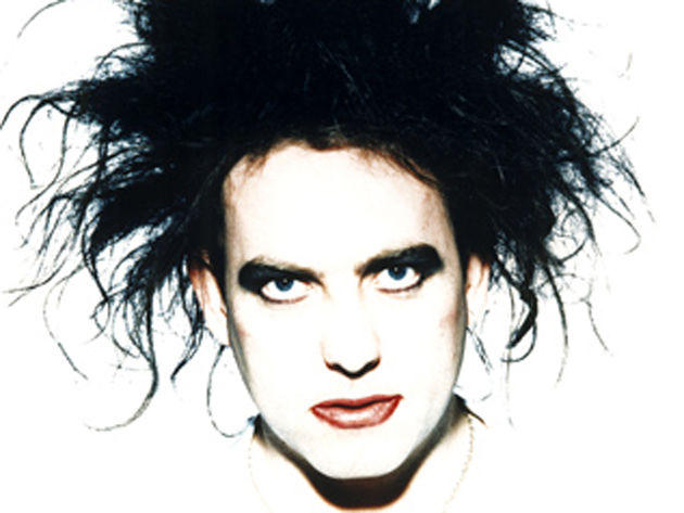 The Cure's Robert Smith: he'll set the price, thanks
