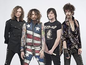 The Darkness unveil new song Every Inch Of You