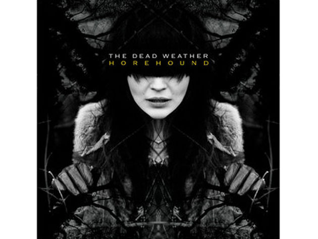 Artwork for The Dead Weather's Horehound