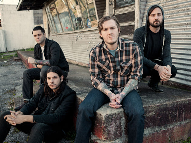 The Gaslight Anthem's new LP Handwritten is available in the UK now