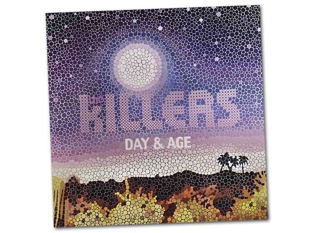 The Killers'  Day & Age has won the battle with Guns N' Roses