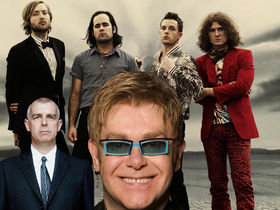 Elton John not enough, The Killers need a Pet Shop Boy