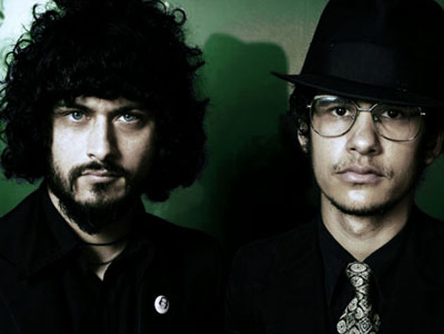 Cedric Bixler-Zavala and Omar Rodriguez-Lopez are The Mars Volta...for now