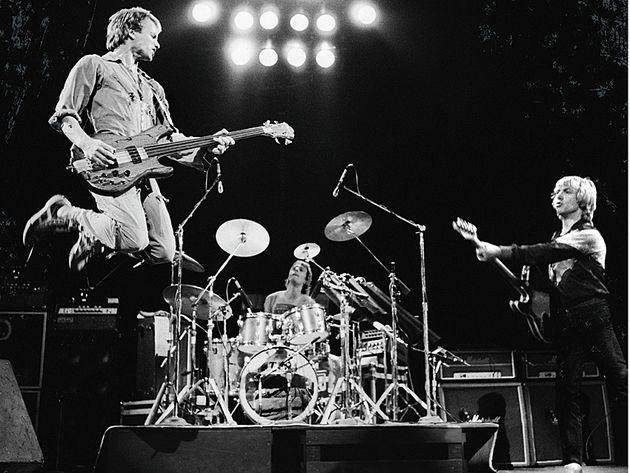 Stewart Copeland & Sting