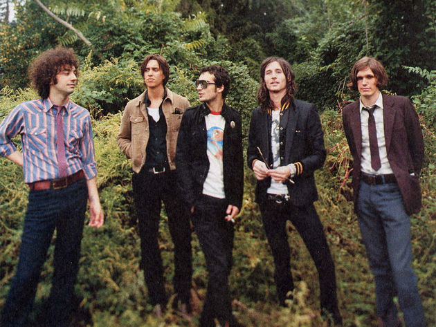 The Strokes: missing since 2006