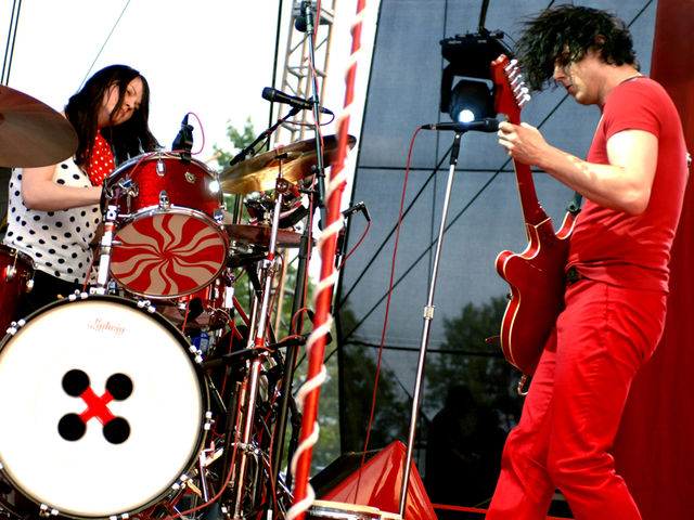 At the Bonnaroo Music and Arts Festival, 2007