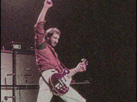 Pete Townshend 'windmill' contest