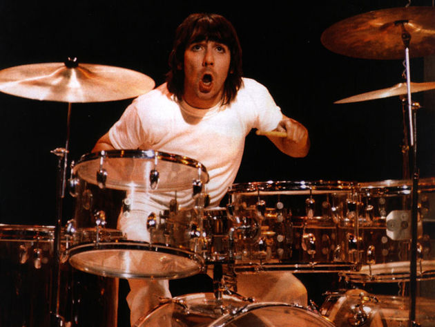 Keith Moon is to be honoured with a blue plaque in London