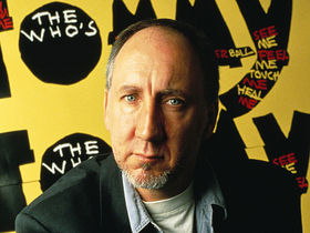 Classic guitar interview: Pete Townshend, 1990