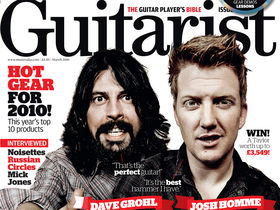 Dave Grohl and Josh Homme talk guitar Nirvana