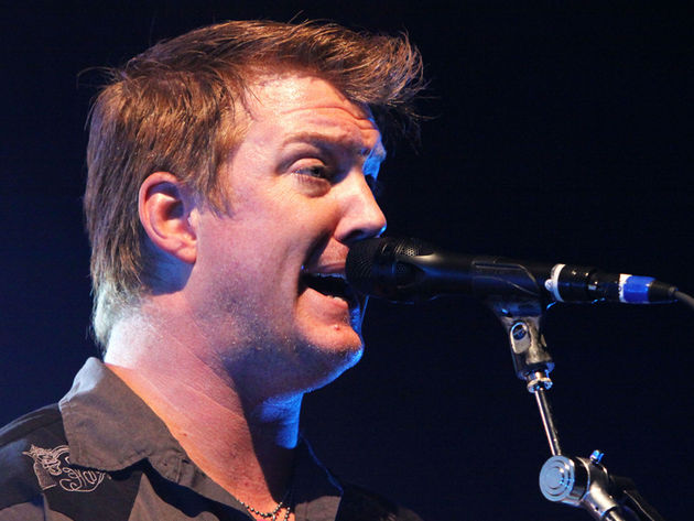 Josh Homme: He's not just a Vulture. He's also an ambassador