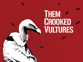 Hear Them Crooked Vultures' first single New Fang