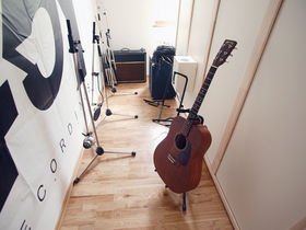 In Pictures: Tocadisco's Cologne studio