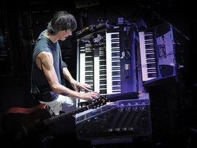 Tom Scholz talks recording, his signature Gibson Les Paul and Boston's new album
