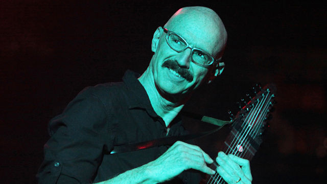 Bass master Tony Levin wields a big Stick on Stick Men's new album, Deep