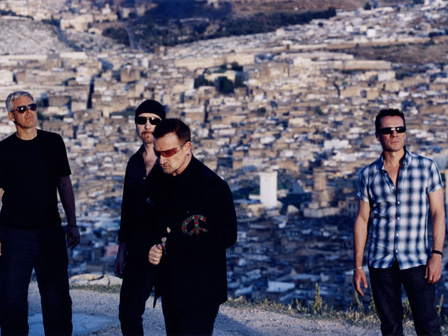 U2 see beyond the 'Horizon'