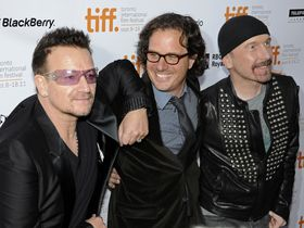 VIDEO: U2 trailer for documentary From The Sky Down