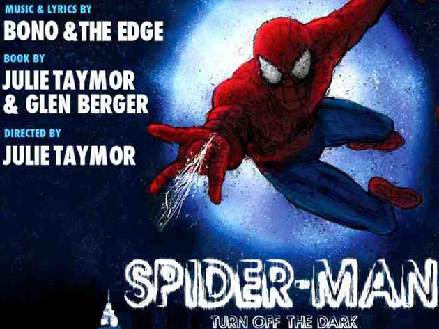 Bono and The Edge have new songs for the much-delayed Spider-Man