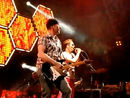U2's The Edge joins Muse at Glastonbury