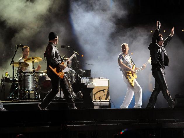 Live in Sydney, Australia, 2010