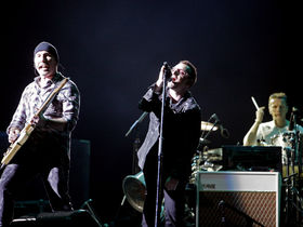U2 want their own Rock Band video game