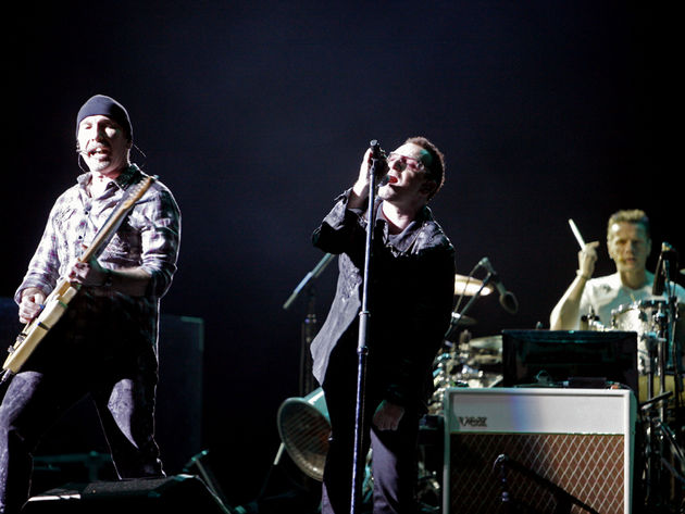 U2 want to be a Rock Band - video game-wise, that is