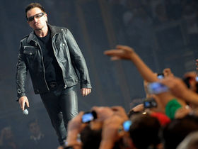 U2 working with Danger Mouse, will.i.am, David Guetta
