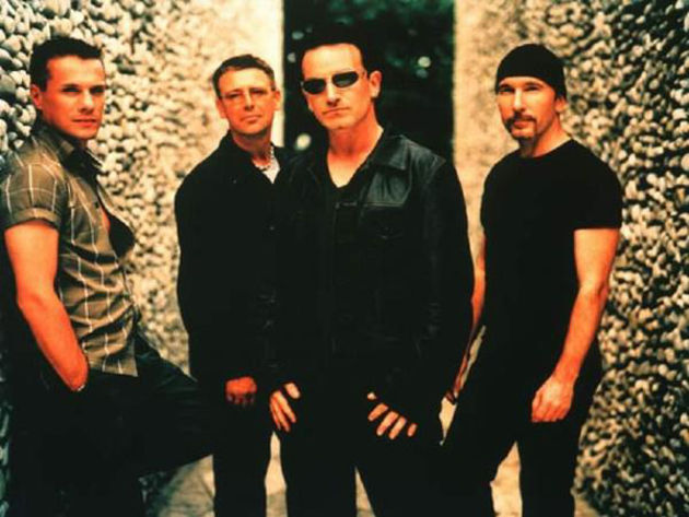 U2: Stuck In A Moment?