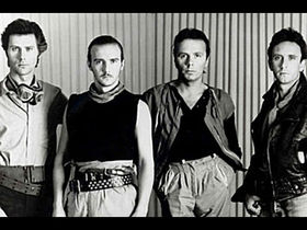 'Classic' Ultravox line-up reunite after 24 years