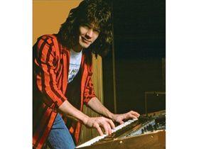 Eddie Van Halen's extended 1984 keyboard solo