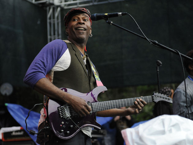 Interview: Vernon Reid on his new band, Spectrum Road