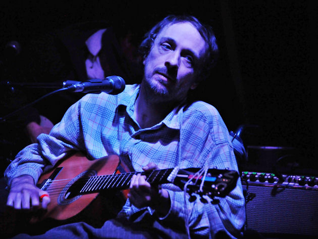 Vic Chesnutt, dead at age 45