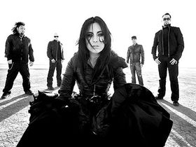 Evanescence members form We Are The Fallen