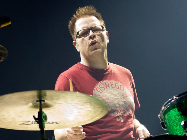 Pat Wilson loves being part of the 'popular rock combo' Weezer