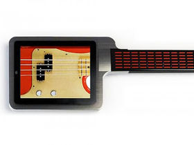 Turn your iPad into a guitar with the iTar