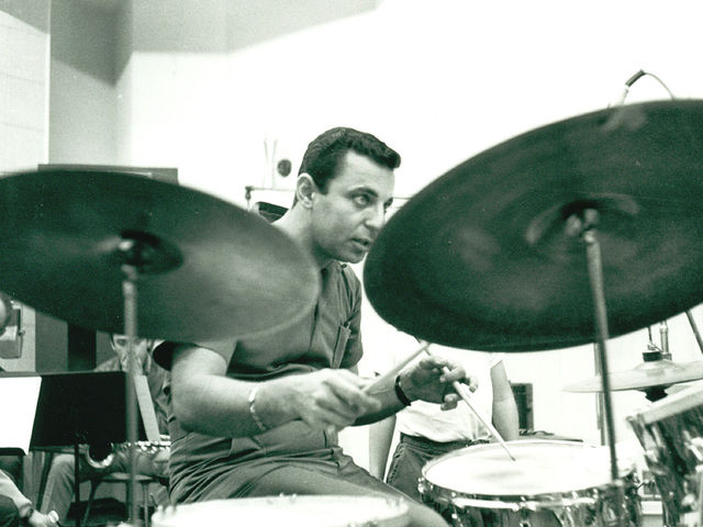 Hal Blaine not only gave The Wrecking Crew their backbeat, he gave them their name